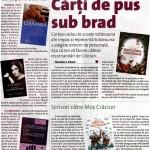 Enciclopedia Craciunului; Carti de pus sub brad.