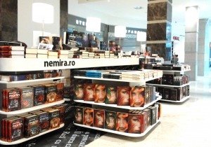 Libraria Nemira Palas Shopping Mall Iasi