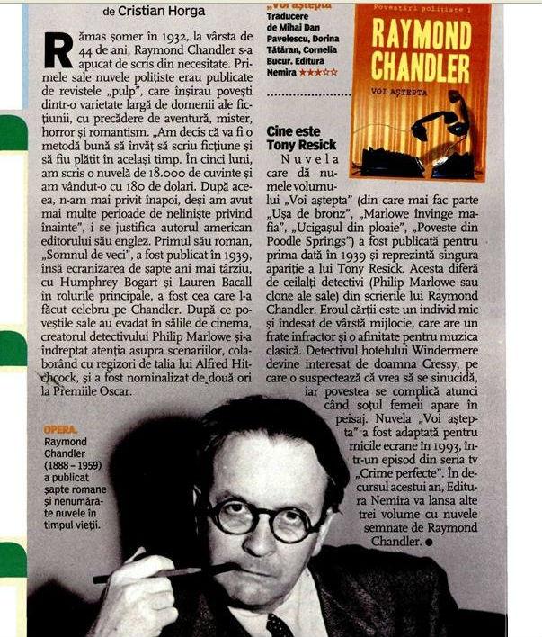 Detevtivul uitat al lui Chandler_TV Mania 2