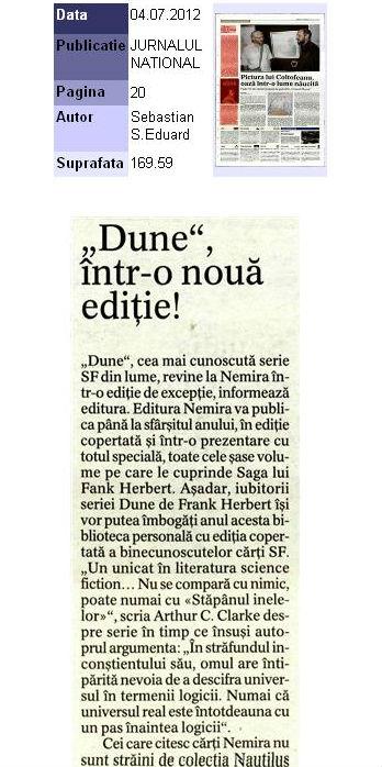 Dune, de Frank Herbert_Jurnalul national