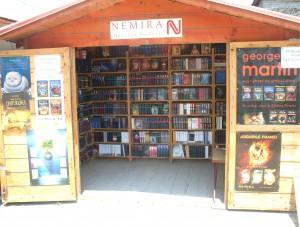 Libraria Nemira din Vama Veche