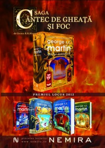 George R.R. Martin-Cantec de gheata si foc