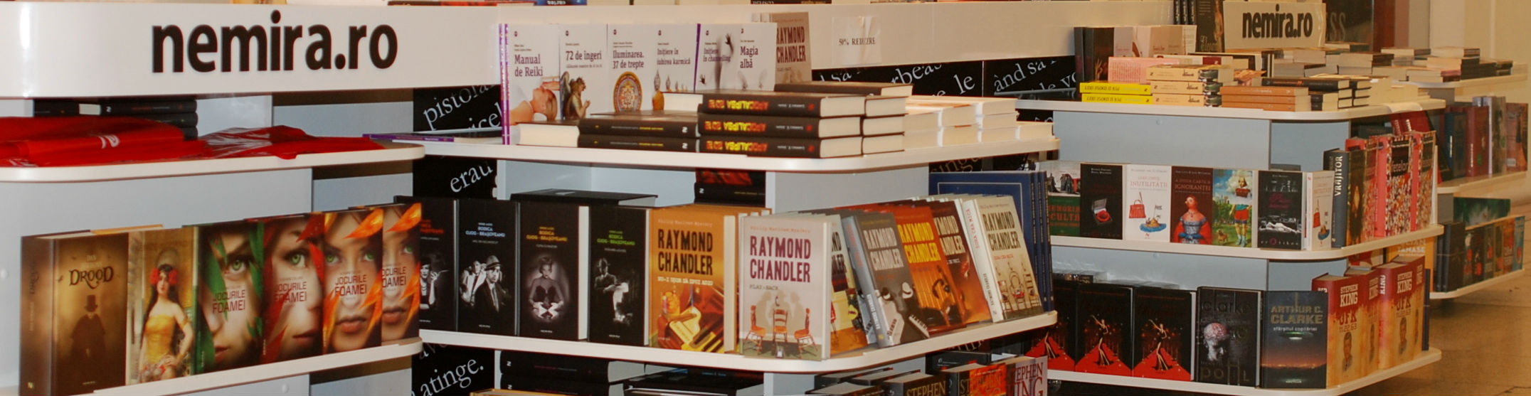 concept librarie Nemira