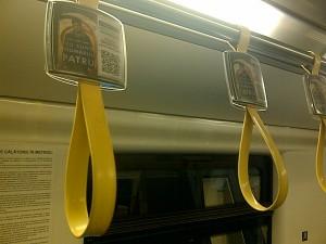 e-book Nemira la metrou