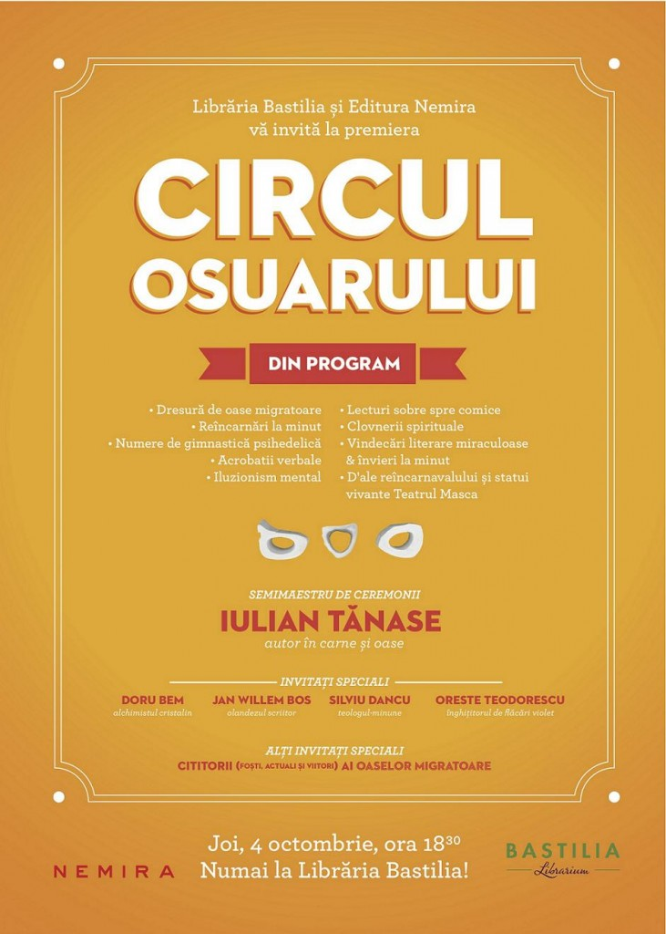 CIRCUL OSUARULUI_IULIAN TANASE