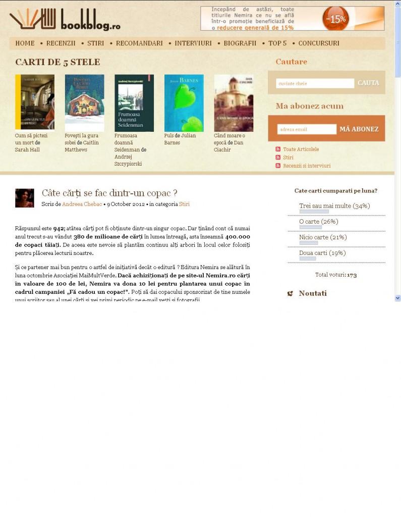 Cate carti se fac dintr-un copac_Bookblog
