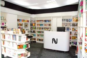 interior Libraria Nemira Magheru