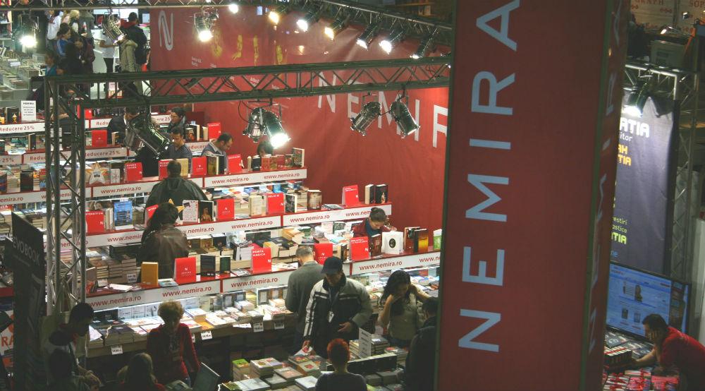 Nemira la Gaudeamus 2012