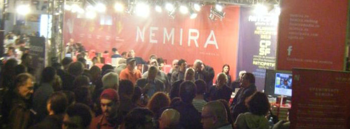 Nemira la Gaudemus 2012