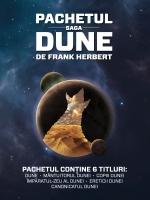 Pachet Dune de Frank Herbert