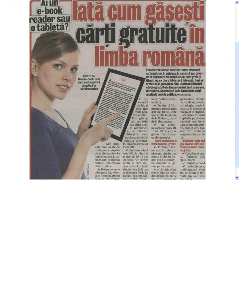 E-book-uri Nemira