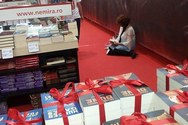 Top vanzari Nemira Bookfest 2014