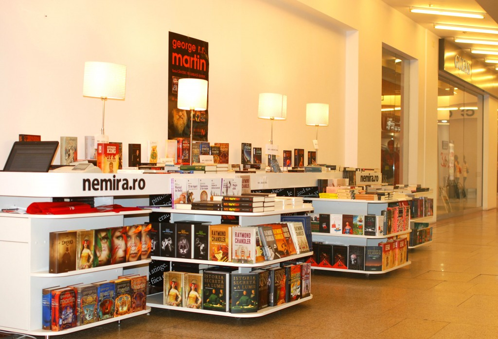 Libraria Nemira Timisoara Iulius Mall