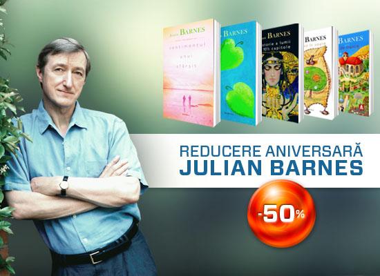 Aniversare Julian Barnes