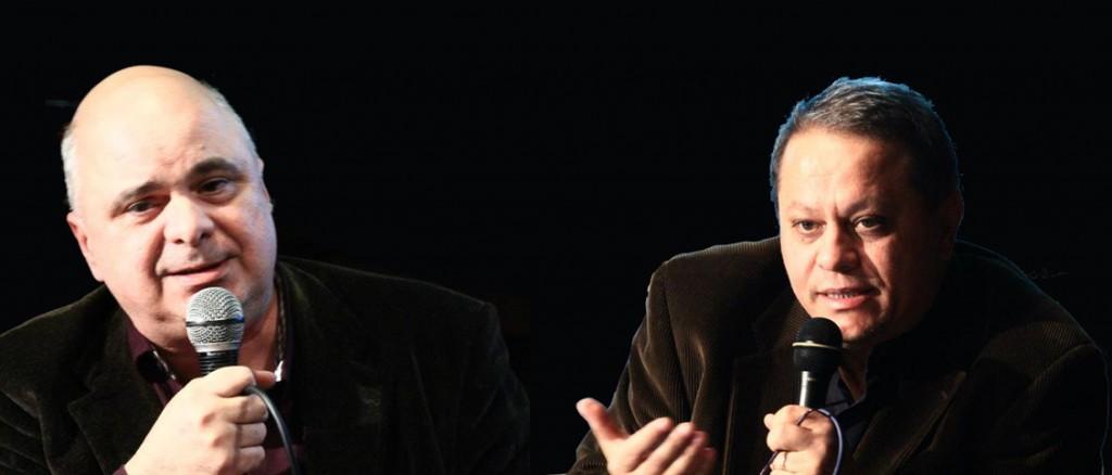 Florin Munteanu si Valentin Nicolau
